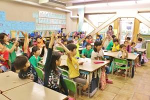 港区立笄小学校2014年7月5日