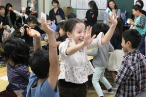 品川区立御殿山小学校2014年10月17日(金)