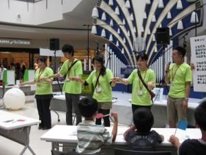 ららぽーと横浜2011年6月26日