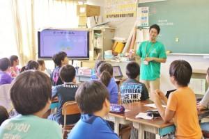 川崎市立小倉小学校2014年9月2日(木)