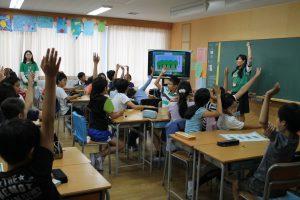 川崎市立上作延小学校2017年10月2日(月)