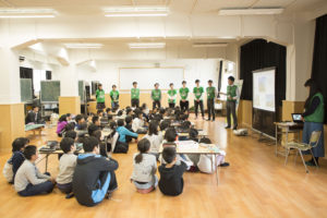 川崎市立平間小学校2019年2月15日(金)